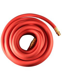 "25 Foot EPDM 3/8"" ID Rubber Air Hose"