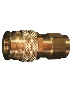"1/4"" FNPT AMT Style Coupler"