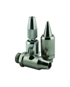 S-183 Turbo Blow Gun Nozzle Kit, (3-Piece)