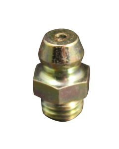 """1/4"""" - 28 SAE - LT Short Straight Grease Fitting"""