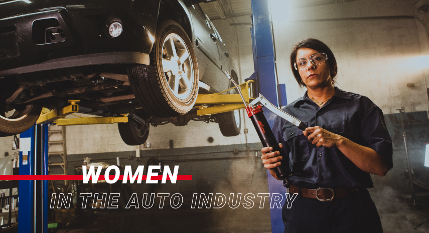 Women in the Automotive Industry
