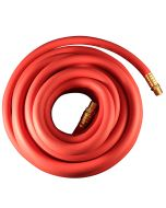 "25 Foot EPDM 1/2"" ID Rubber Air Hose"