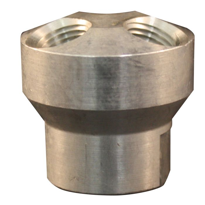 """3//8/"""" Inlet, 1//4/"""" Outlet Manifold, M"""