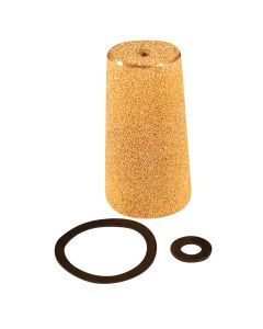 40 Micron Bronze Sintered Replacement Filter