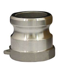 "2 1/2"" FNPT A Style Cam and Groove Coupler"
