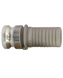 Hose Barb E Style Cam and Groove Coupler
