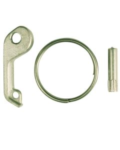 Cam and Groove Camlock Handle