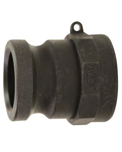 Polypropylene A Style Cam and Groove Coupler