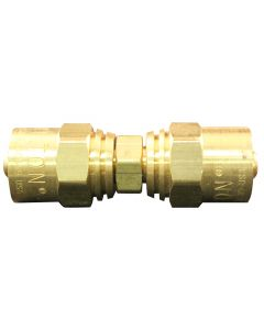 Reusable Brass Hose Mender