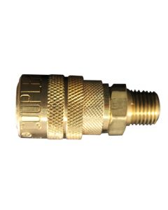 "1/4"" MNPT Male M-Style KWIK-CHANGE® Coupler"