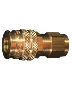 "1/4"" NPT AMT Style Coupler"
