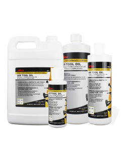 Milton High-Performance Conventional Pneumatic Tool Oil (SAE 10W, ISO 32)