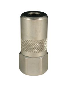 "1/8"" FNPT Heavy Duty Grease Gun Coupler"