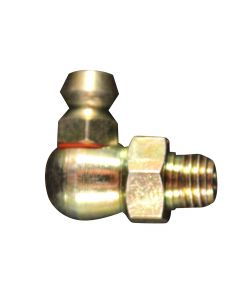 Metric M6 x 1 90 Degree Grease Fitting