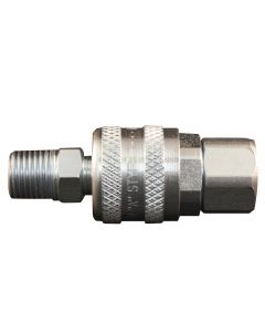 "1/4"" NPT A Style Coupler and Plug"